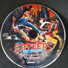 Streets of Rage-Perfect Soundtrack CD