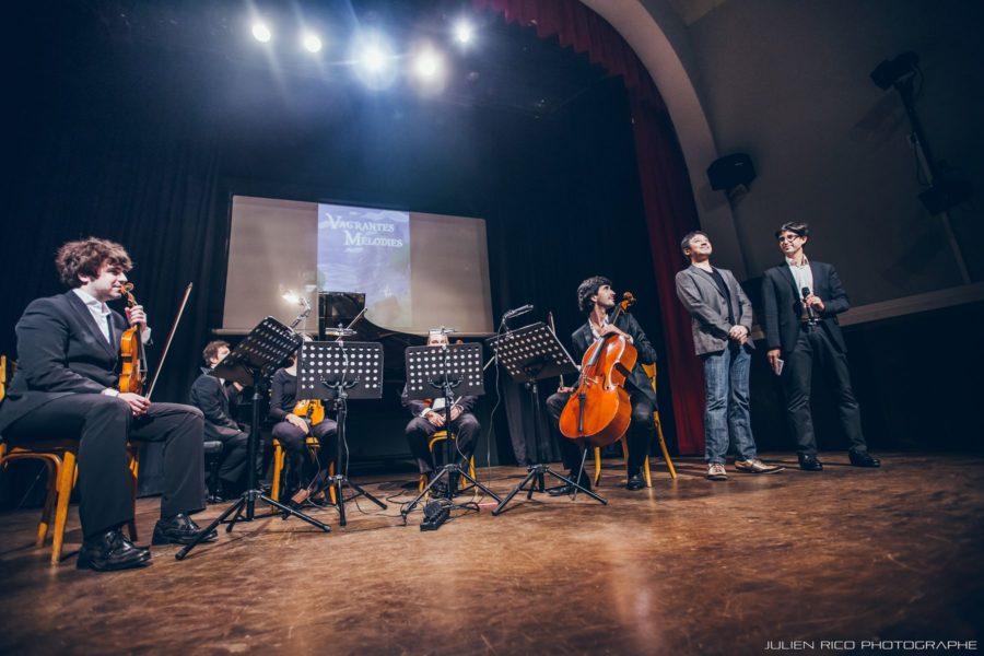 Vagrantes Melodies